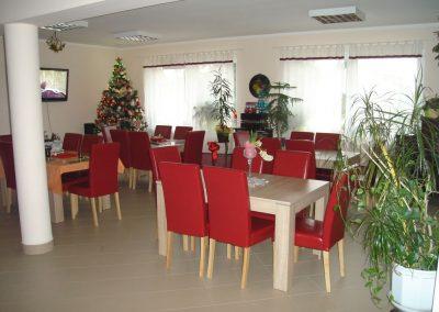 Miejsce wspólnych posiłków i spotkań
