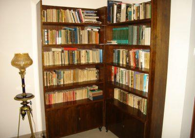 Biblioteczka, każdy znajdzie coś dla siebie