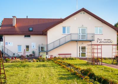 Dom Opieki Marianówka Polaki k. Siedlec