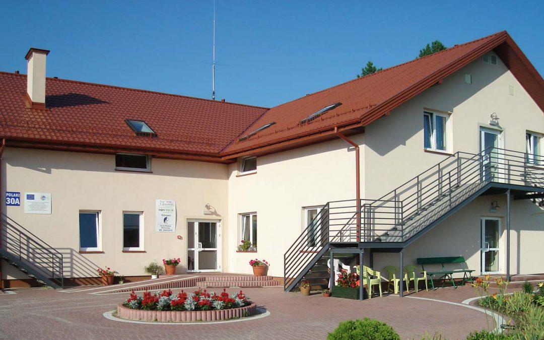 Dom opieki seniora dla osób starszych k. Siedlec